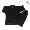 12 oz Heavyweight Karate Uniform - Black
