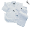 6 oz Lightweight Tae Kwon Do Uniform - White (SKU: 6TKD-W)
