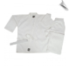 7.5 oz Middleweight Karate Uniform - White (SKU: 300-W)