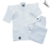 6 oz Lightweight Karate Uniform - White (SKU: 325-W)