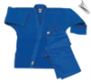 7.5 oz Middleweight Karate Uniform - Blue (SKU: 300-BL)