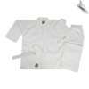 8.5 oz Super-Middleweight Karate Uniform - White (SKU: 350-SUW)