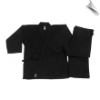 14 oz Super-Heavyweight Karate Uniform - Black (SKU: 500-B)