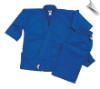 12 oz Heavyweight Karate Uniform - Blue (SKU: 550-BL)
