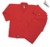 12 oz Heavyweight Karate Uniform - Red (SKU: 550-R)