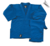 Single Weave Judo/Jiu-Jitsu Uniform - Blue (SKU: 575-BL)