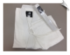 Super-Middleweight 8.5 oz 3/4 Length Jiu-Jitsu Uniform - White (SKU: 7900)