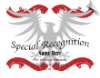 Special Recognition Certificate - Pack of 10 (SKU: CER-68)