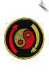 Jeet Kune Do Patch - 5 Pack (SKU: 2107)