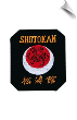 Shotokan Patch - 5 Pack (SKU: 2154)