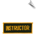 Instructor Patch - 5 Pack (SKU: 2192)