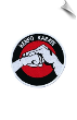 Kenpo Karate Patch - 5 Pack (SKU: 2205)