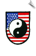 USA Tai Chi Patch - 5 Pack (SKU: 2420)