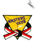 Masters Club Patch - 5 Pack (SKU: 2426)