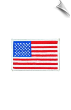 American Flag Patch - 5 Pack (SKU: 2451)