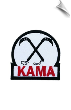 KAMA Patch - 5 Pack (SKU: 2498)