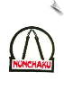 NUNCHAKU Patch - 5 Pack (SKU: 2502)