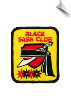 Black Sash Club Patch - 5 Pack (SKU: 2506)