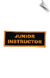 Junior Instructor Patch - 5 Pack (SKU: 2517)