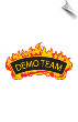 Demo Team Patch - 5 Pack (SKU: 2570)