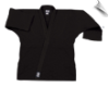 8.5 oz Super-Middleweight Karate Jacket - Black (SKU: 352-B)