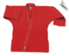 8.5 oz Super-Middleweight Karate Jacket - Red (SKU: 352-R)