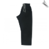 8.5 oz Super-Middleweight Karate Pants - Black (SKU: 354-B)