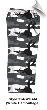 8.5 oz Super-Middleweight Karate Pants - White Camouflage (SKU: 354-WCAM)