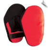 Focus Mitt - Red/Black Vinyl (SKU: 495)