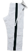 14 oz Super-Heavyweight Karate Pants - White with Black Stripe (SKU: 524-WB)
