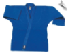12 oz Heavyweight Karate Jacket - Blue (SKU: 552-BL)