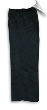 12 oz Heavyweight Karate Pants - Black (SKU: 554-B)
