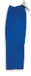 12 oz Heavyweight Karate  Pants - Blue (SKU: 554-BL)